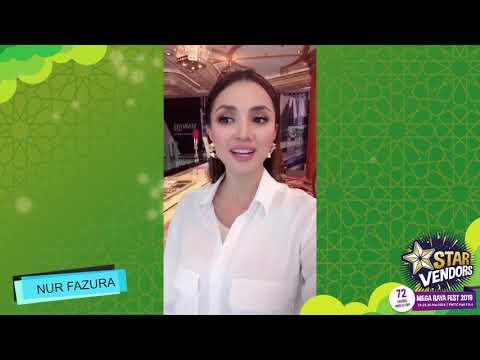 "Datuk Aznil Haji Nawawi - ""STAR VENDORS MEGA RAYA FEST 2019"" di PWTC from YouTube · Duration:  1 minutes 3 seconds"