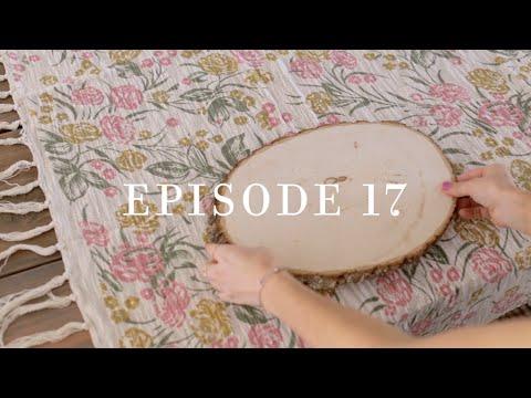 Decorating for Spring / Jenna Sue Vlog: Episode 17