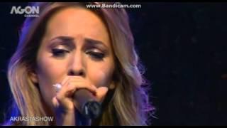 Alban Skenderaj & Miriam Cani - Somebody Hurts Live ne A Krasta  Show