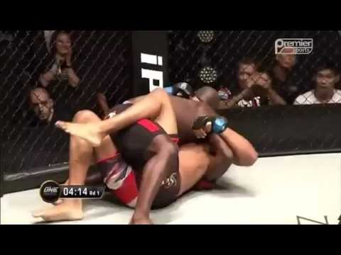 Chi Lewis Parry vs Alain Ngalani