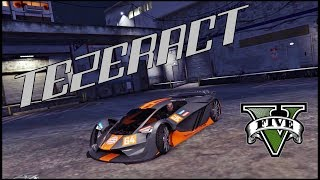 GTA V Online - NOVO CARRO SUPER TEZERACT
