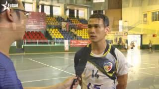 Nguyễn Bảo Quân đặt mục tiêu vô địch cho lần đầu dẫn dắt Thái Sơn Nam