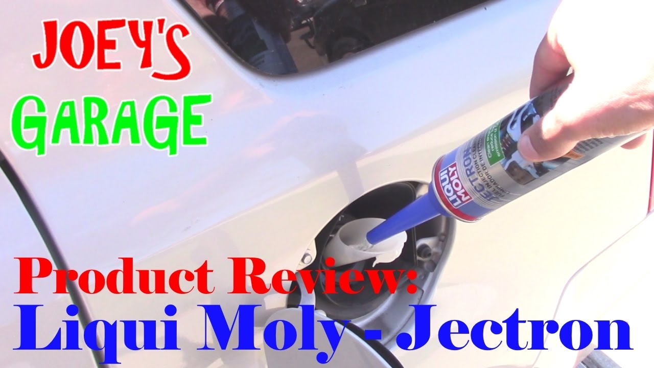 liqui moly jectron review youtube. Black Bedroom Furniture Sets. Home Design Ideas