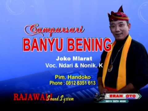 JOKO MLARAT VOC.NONIK & SUNDARI CS. BANYU BENING