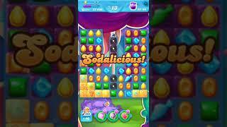 Candy crush soda saga level 1265(NO BOOSTER)