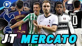Tottenham dynamite le marché des transferts | Journal du Mercato
