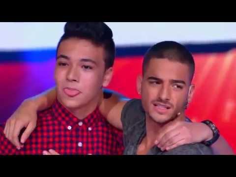 Juan Pablo cantó Carnaval de Maluma, J. Rivera – LVK Col - Audiciones a ciegas – Cap 11 – T2