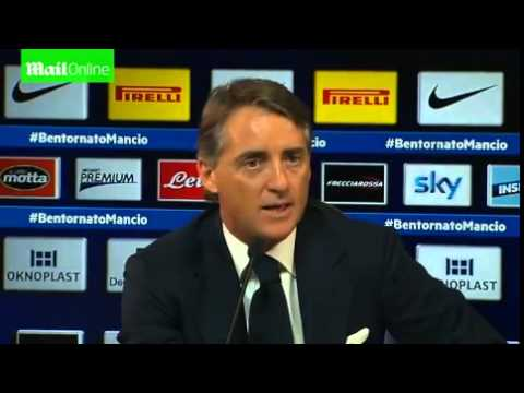 Roberto Mancini: It will be different...