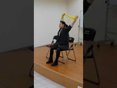 106/03/16華江社區照顧關懷據點活動影片part4