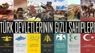 TÜRKLERİN 2000 YILLIK GİZLİ ÖRGÜTÜ (16 Türk Devletinin Gizli Sahipleri)