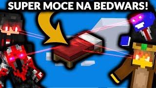 Minecraft: SUPERMOCE NA BED WARS! *na serio*