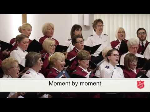 Moment by moment - the International Staff Songster and Leicester South Songsters