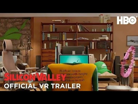 Silicon Valley VR- Inside The Hacker Hostel Trailer HBO