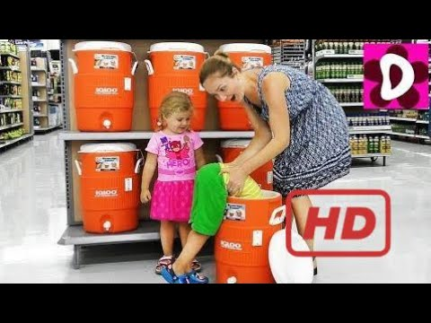 Bad Baby Shopping At the Supermarket | Nursery Rhymes Song for Сhildren Toddlers Babies