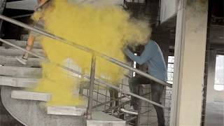 NEW Boomwow Confetti Holi Powder Shooter