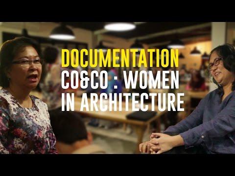 DOCUMENTATION - CO&CO Women in Architecture