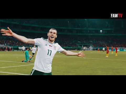 Top Five Gareth Bale Goals for Wales