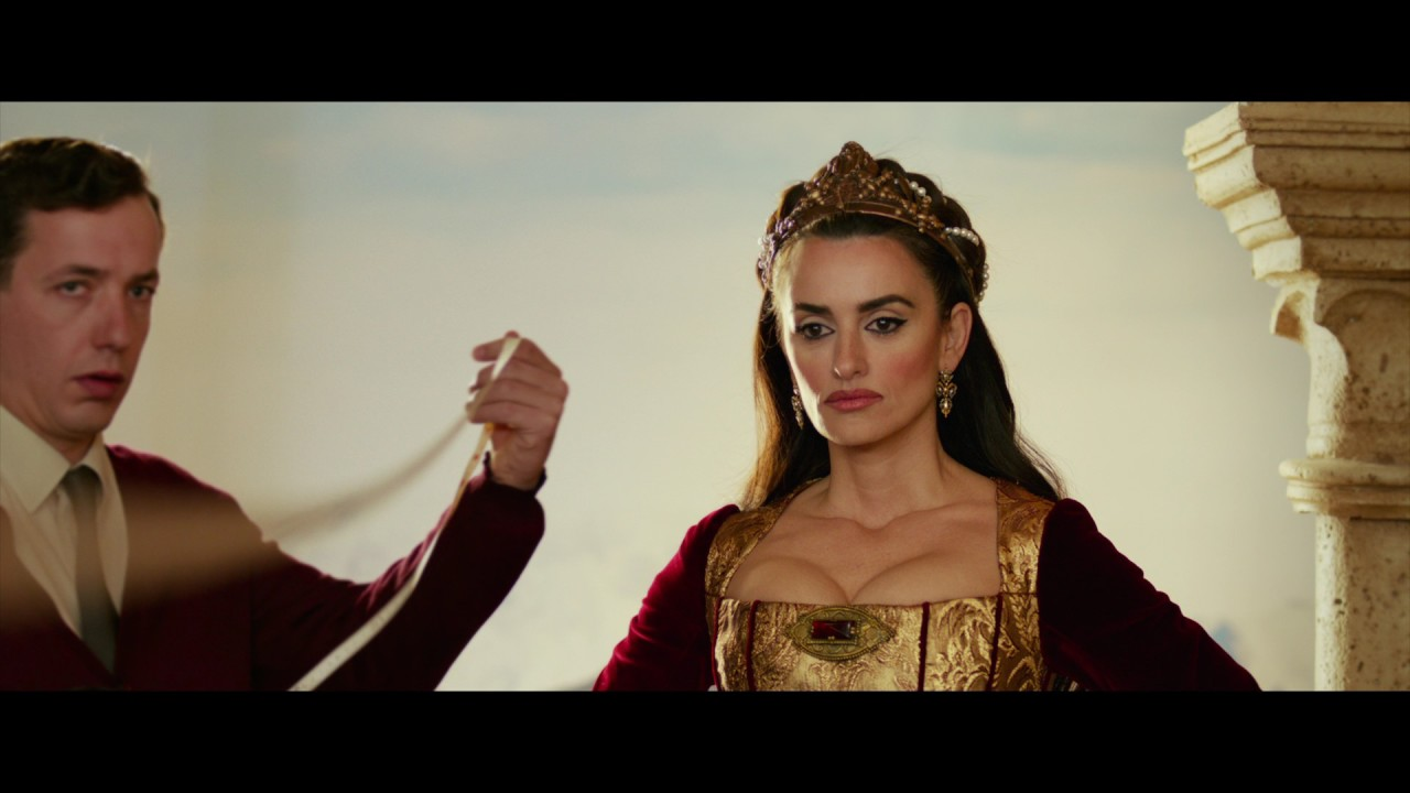 A Rainha de Espanha (Dublado) - Trailer