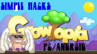 Growtopia │Top 5 PC/Android Simple Hacks