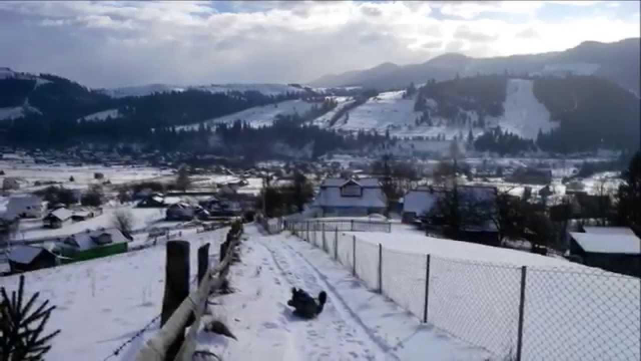 Карпаты, зимний отдых и туризм. Карпати, зимовий відпочинок та туризм. Winter rest in Karpaty