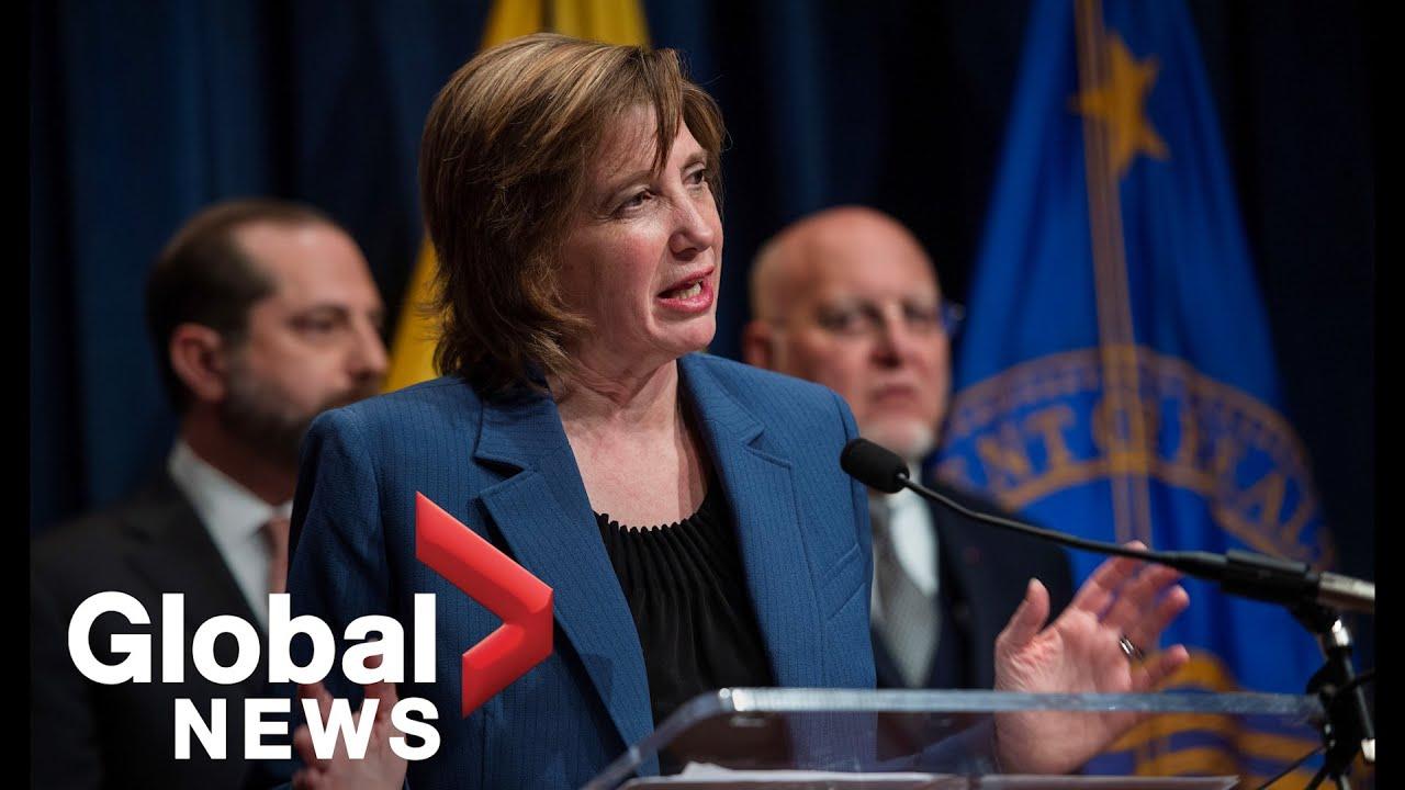 Coronavirus outbreak: CDC provides update on response to virus