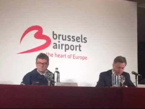 Brussels Airport To Partially Reopen Following Terror Attacks
