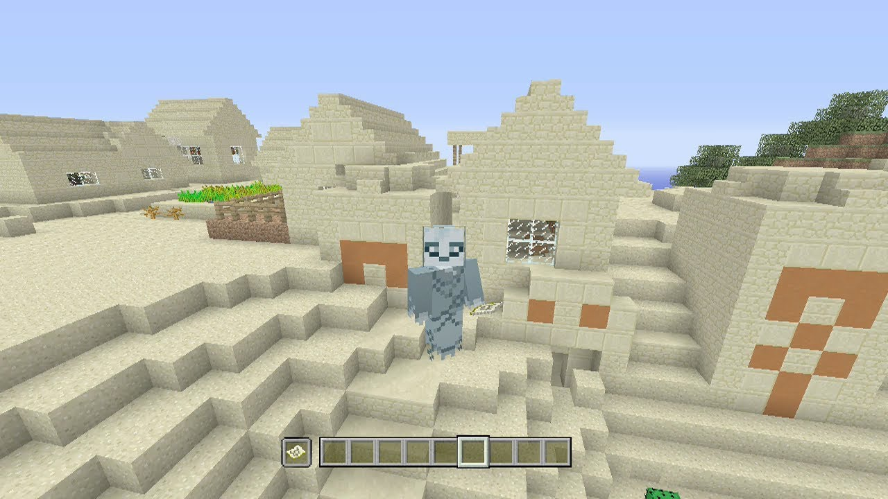 Minecraft Xbox One / PS4 TU62 Seed: 6 Village, 3 Desert Temple Seed!