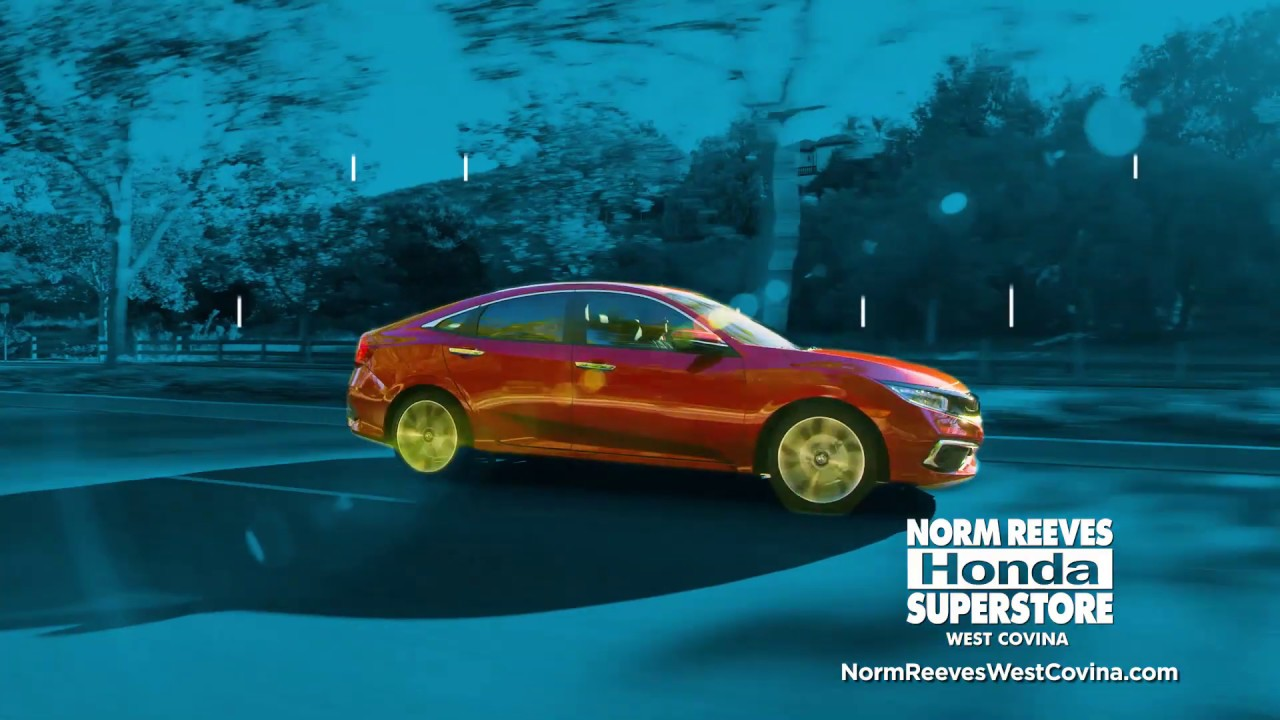 West Covina Honda >> 2019 Honda Civic Review Norm Reeves West Covina