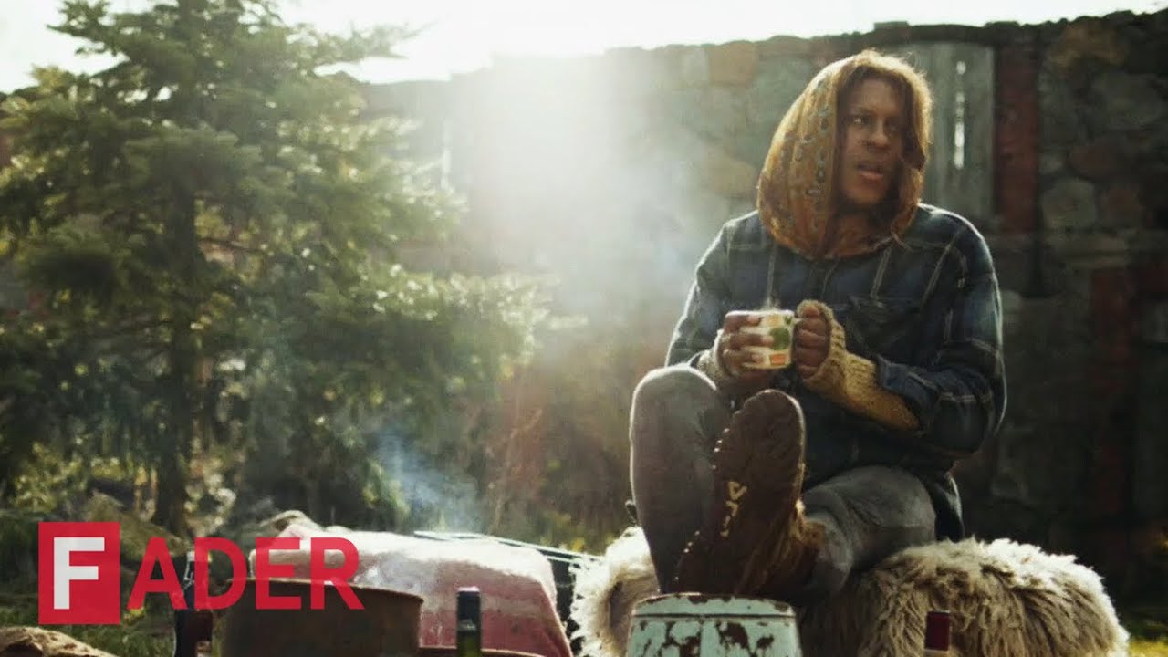 "Mykki Blanco - ""High School Never Ends"" (ft. Woodkid) (Official Music Video)"