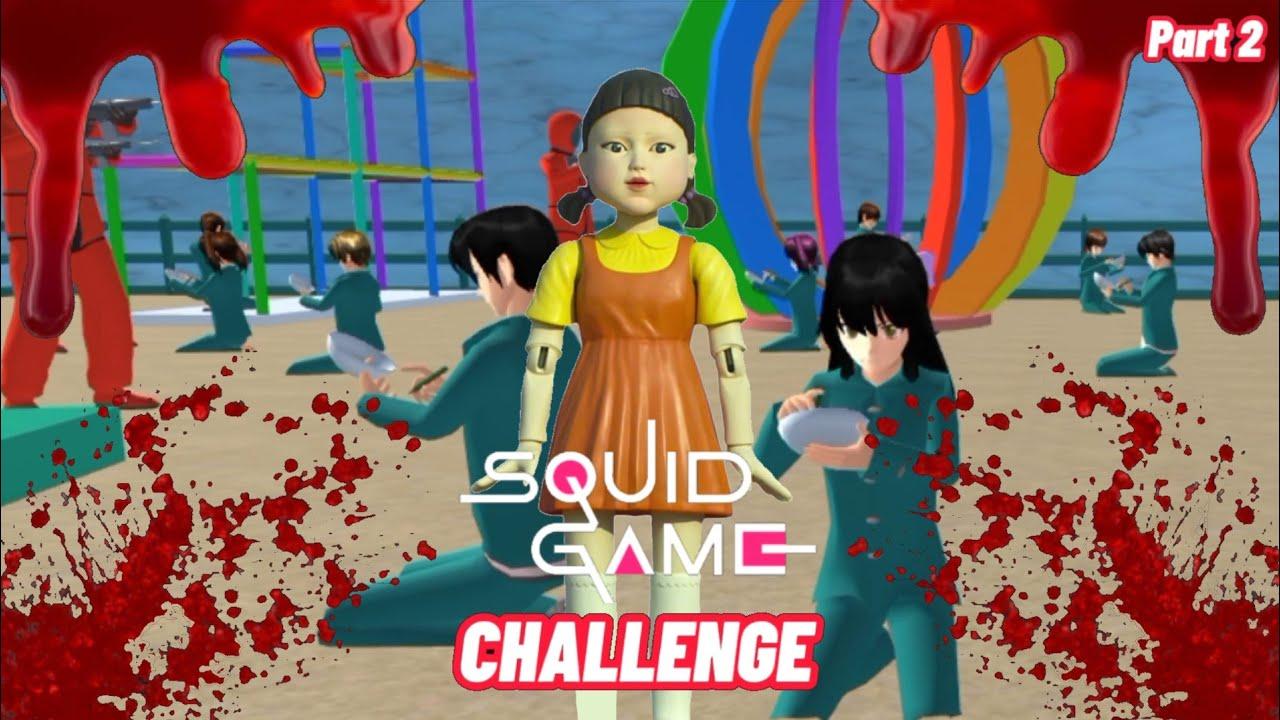 Download Squid Games 2    Sakura School Simulator Horor    Film Horor    Hantu    Sakura Horor