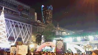 2015 カウントダウン タイ・バンコク Bangkok Countdown