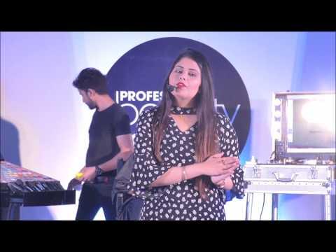 Make-up Transformation by Avleen Bansal & Team Make-Up Studio at Professional Beauty Kolkata