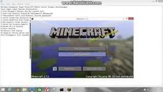 Minecraft Bukkit Server Kurulumu 1.7.2