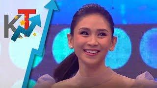 Sarah G, napa sample ng Tala sa It's Showtime!
