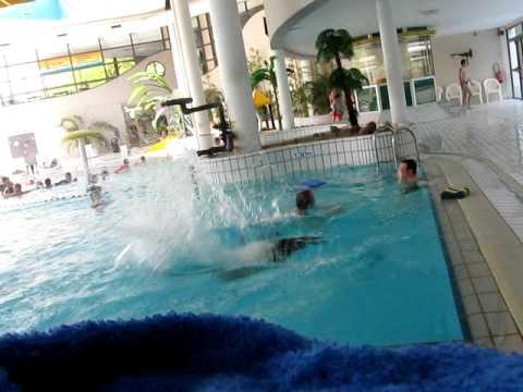 Salto piscine cesson youtube for Cesson sevigne piscine