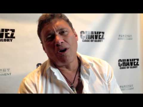 Fun interview with actor Steven Bauer