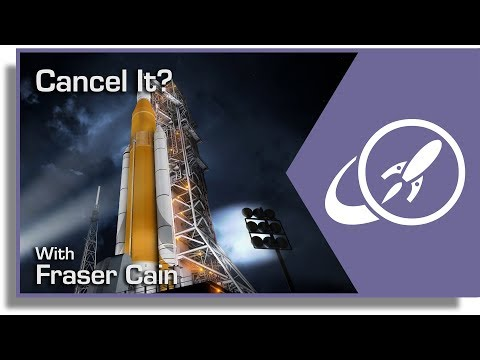 Q&A 46 - Why Doesn't NASA Cancel SLS? And more... Featuring Emma Osborne
