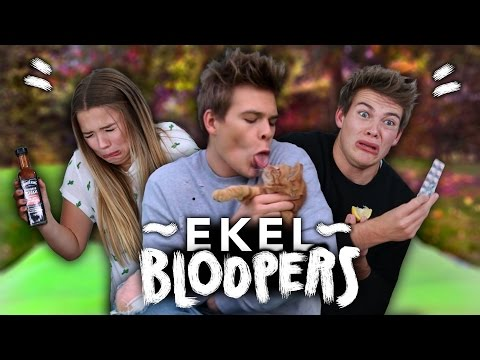 DIE EKLIGSTEN BLOOPERS | Joey's Jungle