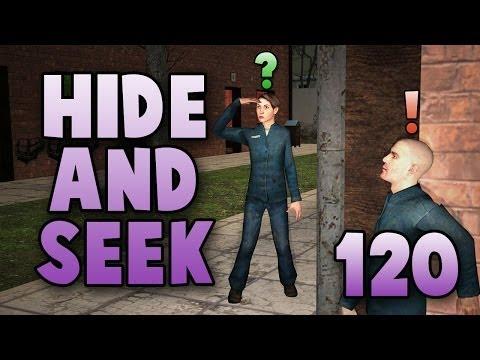 Quarantine Zone, Smoke Monsters, & Vents! (Hide & Seek #120)