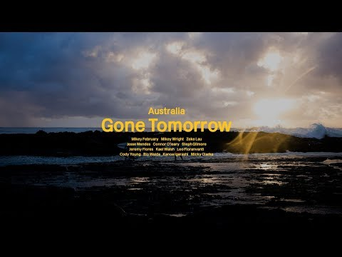 Gone Tomorrow Australia