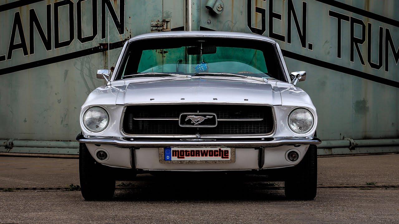 Motorwoche Carporn 4 Ford Mustang 67 Car Porn