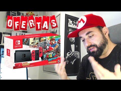 Nintendo switch No tendrá Ofertas en Navidad ni el Black Friday