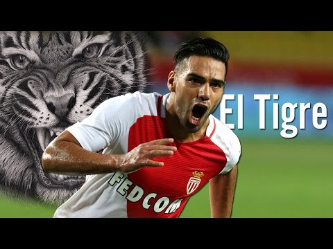 Radamel Falcao 🐯 - Goal Machine is BACK 2016/17