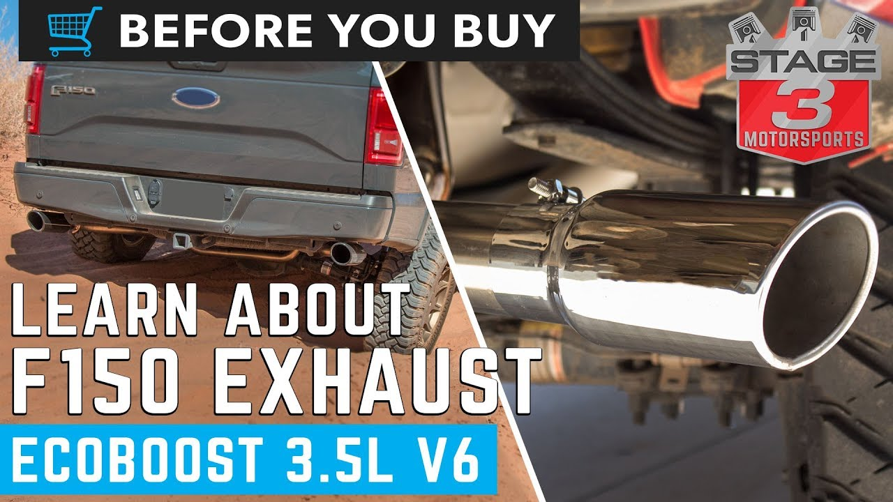 before you buy 3 5l ecoboost f150 cat back exhaust kits