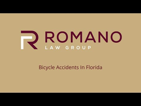 Bicycle Accidents In Florida