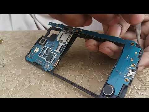 Restoration old broken SMARTPHONE - samsung J2 mobile Phone