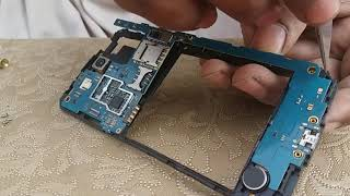 Restoration old broken SMARTPHONE - samsung J2 mobile Phone