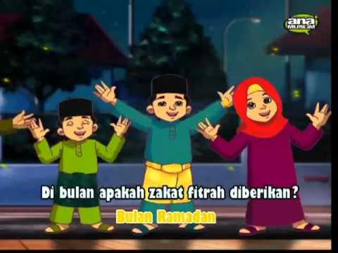Ana muslim Feat RAIHAN - Sambut Ramadhan.mp4
