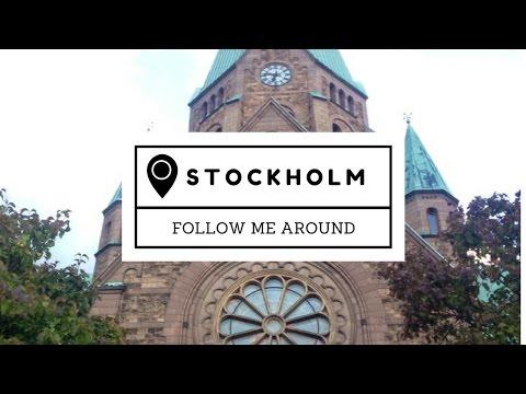 Follow Me Around Stockholm - PART1: SÖDERMALM