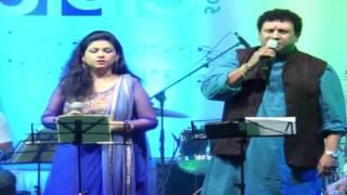 Yeh Ladka Hai Allah Live Song | Shahrukh Khan | Kajol